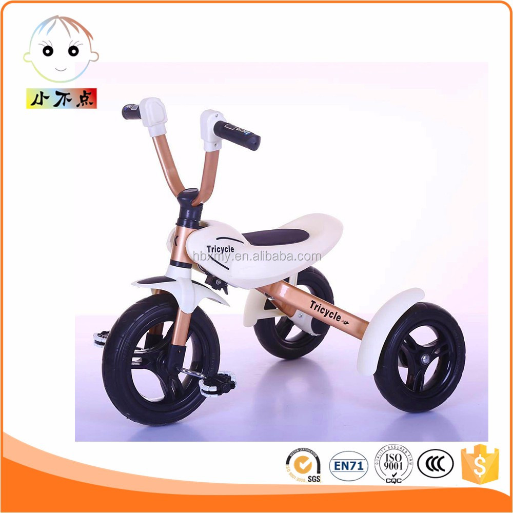 Hot sales good quality folding kids tricycle for baby play