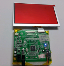Innolux 7 inch lcd screen/ replacement lcd screen 1024*600 ZJ070NA-01B