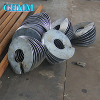 OEM Spiral Helical Blade For Rolling Machine Screw Conveyor Blade