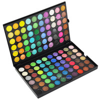 Beauties Factory 120 Color Eye Shadow Palette - #2 Artist Favor