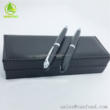 Top Sale China Metal Pen Sets Logo Promot Parker retract roller with gift box
