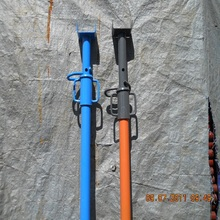 Adjustable Scaffolding Shoring Post Props Jack, Scaffolding Steel Props Used In Construction