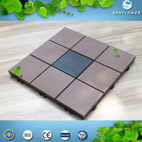 ECO-FRIENDLY decking flooring building materials replace ceramic tile