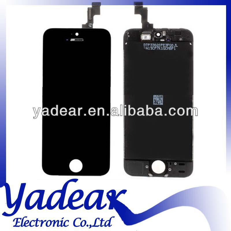 High quality for apple iphone 5c lcd digitizer