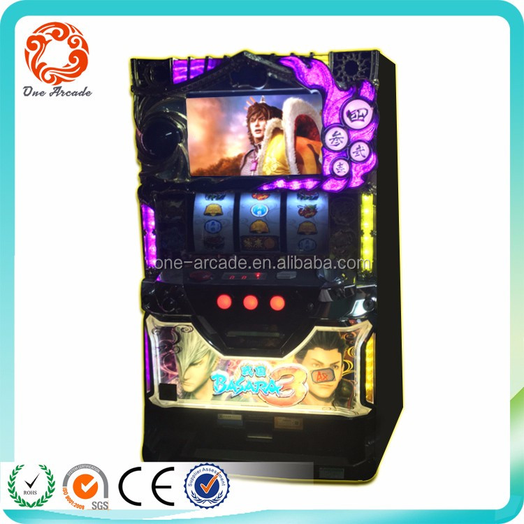 Japan Original Arcade 4D 777 Slot Game PCB Table Soccergame Board Soccer