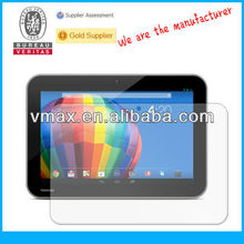 "10.1"" tablet accessories for Toshiba Excite Pure oem/odm (High Clear)"