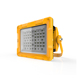 ATEX ExdIICT6 IP66 WF2 200w Shock and vibration resistant LED explosion proof light square type lamp flood or spot light