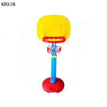 removable kids mini plastic Basketball Stand