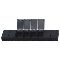 Plastic Drawer With Lip ESD Component Box