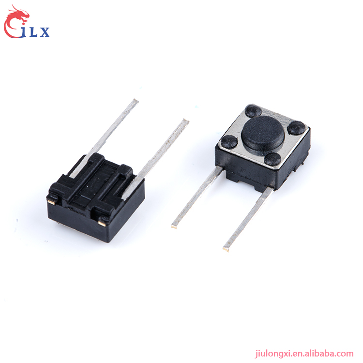 1P1T SPST normally open tact switch