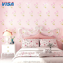 China fashion seamless wallcovering 3d murals wallpaper