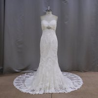 Dazzling crystal corset buying fat size designer pregnant women wedding dress from china