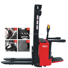 Curtis controller high lift electric stacker made in china