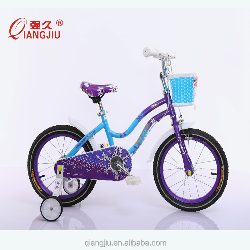 cheap wholesale popular pink cartoon children bike child bicycle for girls fro sale