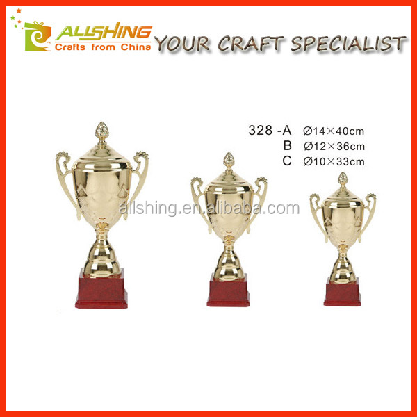 Hot selling manufacturer factory price custom metal trophy and trophy award
