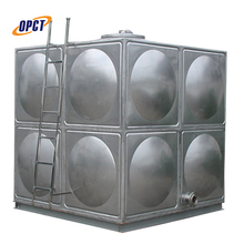 Stainless steel water tank water treatment 304 storage tank