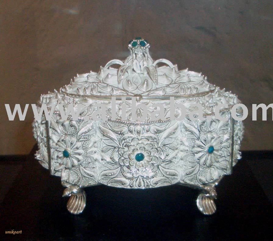 Silver work craft