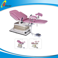 ALS-GY006 Multifunction Gynecology electric labor/ delivery bed gynecological exam table
