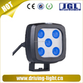 15w led red blue forklift light led work light car led lamp for heavy duty machines and agicultural equipment