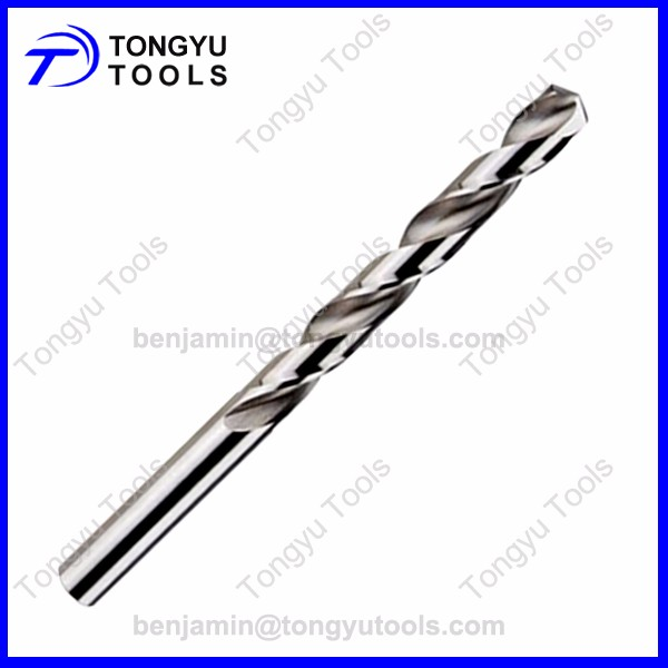 HSS Drill Bit with Bright finishing