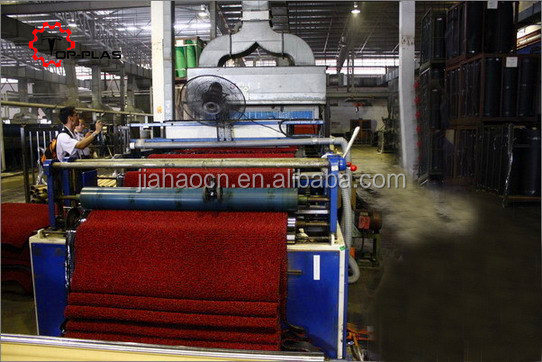 Good Coil Mat Extrusion Line engineered wood