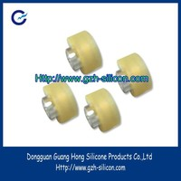 Custom ISO approved silicone rubber buffer stop