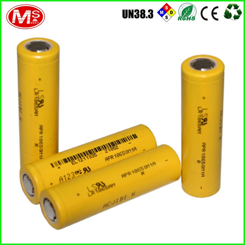 LiFePO4 18650 Lithium Battery Original A123 18650 Lithium Battery