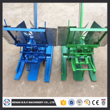 2017 new product china kubota manual rice transplanter