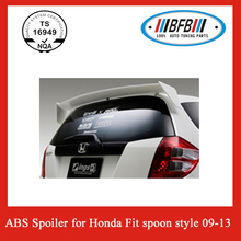 2009-2013 ABS REAR SPOILER FOR HONDA FIT/JAZZ