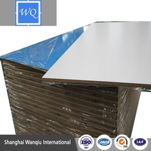 Germany machine high pressure laminate 8mm-18mm high gloss uv board uv mdf uv panel for table