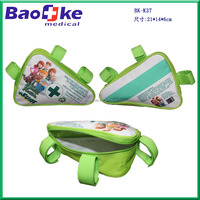 BK-K37 Ideal For Home Travel, Biking , Camping and Car Baby Body Kit / Bicycle first-aid kit, / China Supplier Medical Kit