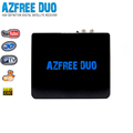 Tocomfree with twin tuner free iks sks iptv box Azfree DUO azamerica s2005 tv receiver for South America Amazonas