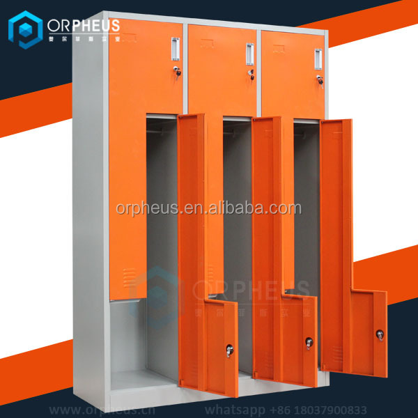 Closet organizer OR-CZA002 CKD L&Z Athletic Steel Closet Gym Locker