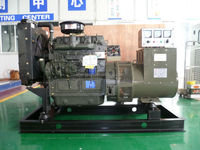 CE approved Weichai generator
