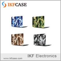 Alibaba factory directly selling laptop protective cases for macbook air and for macbook pro in Camouflage color