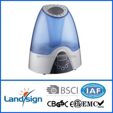ISO9001 humidifier factory Cixi Landsign ultrasonic humidifier type RD106B air purifier and humidifier combination