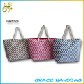 Strong capability fashion style beach bags for ladies