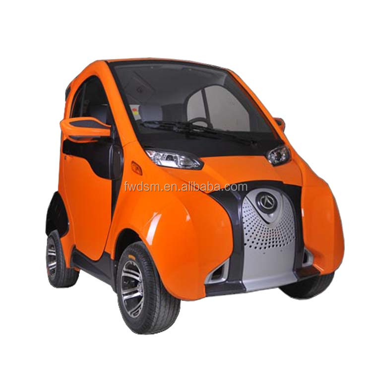2016 fashion model EEC approval luxury electric car in Netherlands