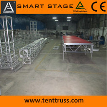 aluminum frame stage, stage aluminum,stage with aluminum structure