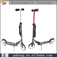 2 BIG wheel's folding City push scooter