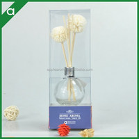 Fashion Luxury Fragrance Reed Diffuser/ Aroma Sola Flower Diffuser