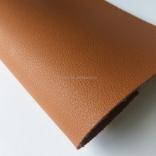 0.7mm Waterproof pvc artificial leather for bags, luggage handbag pu synthetic Leather fabric