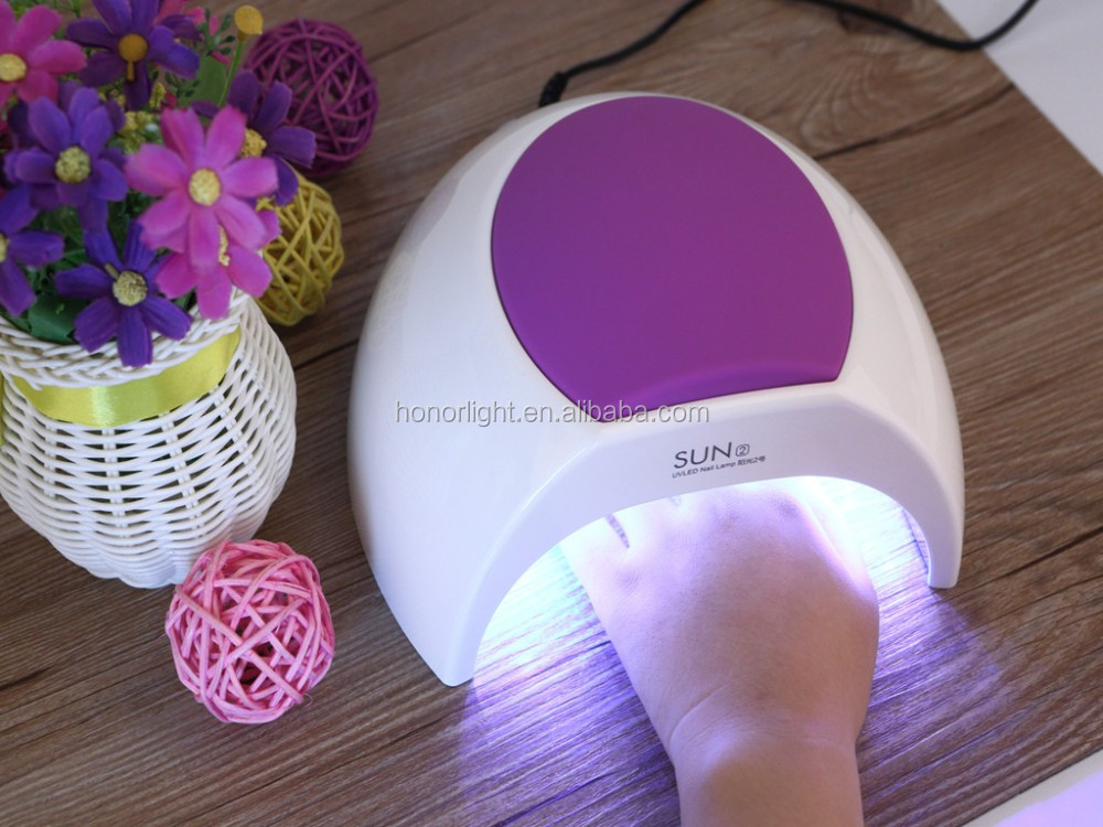 Hot selling nail suppy sun light 48w led nail lamp