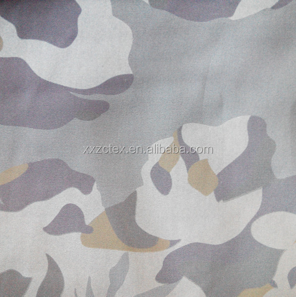 wholesale tc 65% polyester 35% cotton blend combed woven dyed print fabric