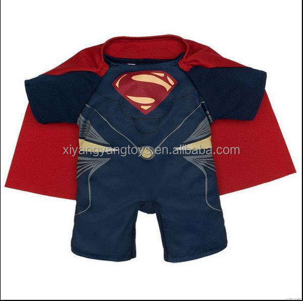 Super quality Best-Selling stuffed animal teddy bear clothes