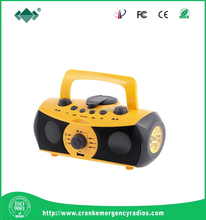 Multimedia speakers with SD/USB/MP3/FM input