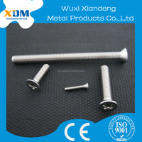 DIN965 self tapping screw and railway bolt