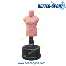 freestanding boxing bag, boxing punching man