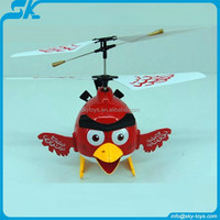 3.5 CH RC Happy bird helicopter with Gyro rc red bird helicopter