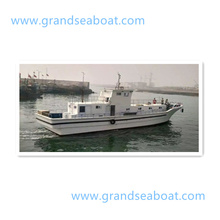 17.3m Steel Material Commercial Fishing Boat/Trawler Fishing Boat